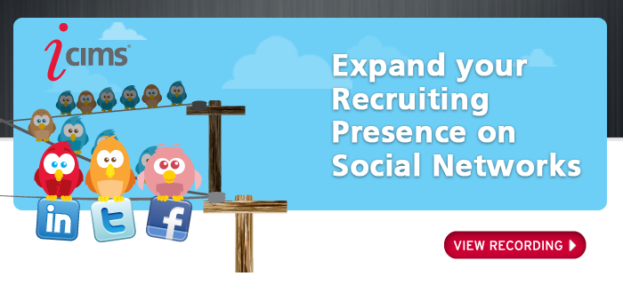 Expand your Recruiting Presence on Social Networks